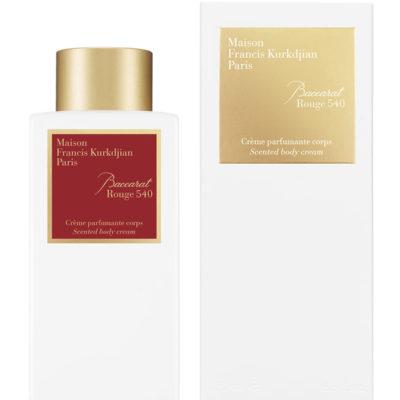 Maison Francis Kurkdjian Baccarat Rouge 540 Scented Body Cream, 8.5 oz./ 250 mL