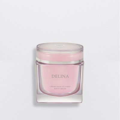 PARFURMS DE MARLY DELINA Scented Body Cream for Women, 200 GR