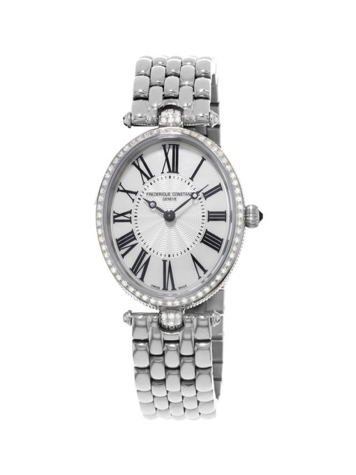 FREDERIQUE CONSTANT Art Deco Mother Of Pearl Dial Ladies Watch