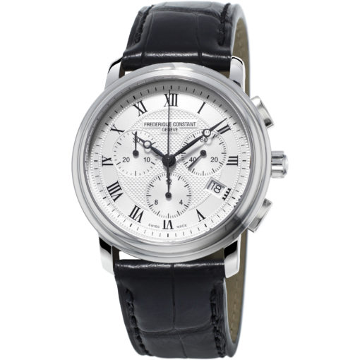 FREDERIQUE CONSTANT Persuasion Chronograph Men's Watch 292MC4P5 - Carats Jewelry and Gifts