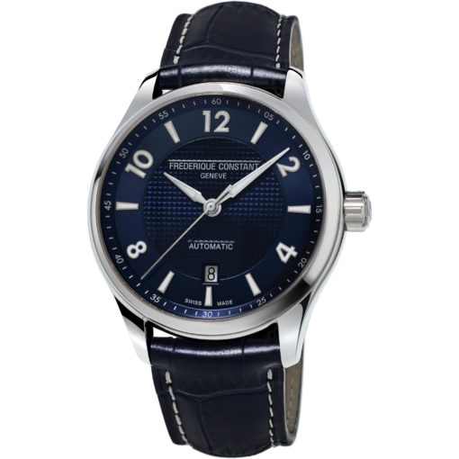 FREDERIQUE CONSTANT Runabout Navy Dial Automatic Men's Watch - Carats Jewelry and Gifts