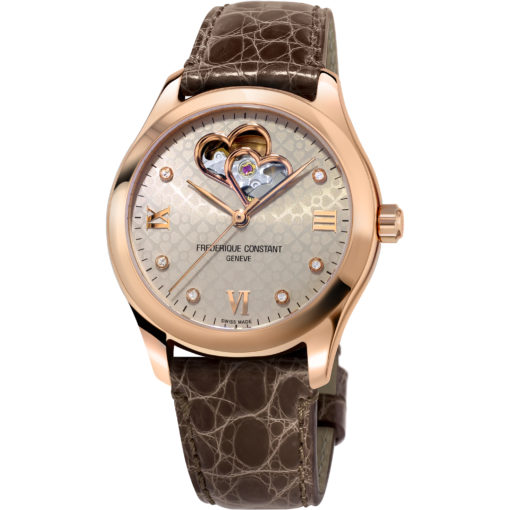 FREDERIQUE CONSTANT LADIES AUTOMATIC - Carats Jewelry and Gifts
