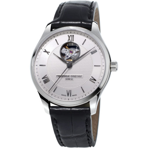 FREDERIQUE CONSTANT Classics Automatic Silver Dial Men's Watch - Carats Jewelry and Gifts