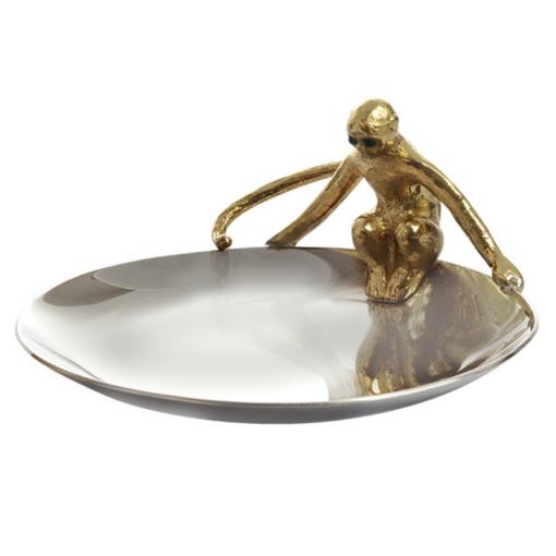 MICHAEL ARAM MONKEY DISH - Carats Jewelry and Gifts