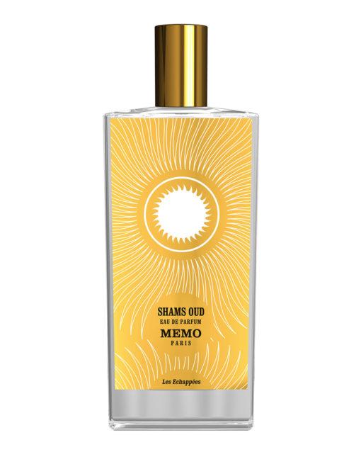 Memo Paris Shams Oud Eau de Parfum Spray, 2.5 oz./ 75 mL
