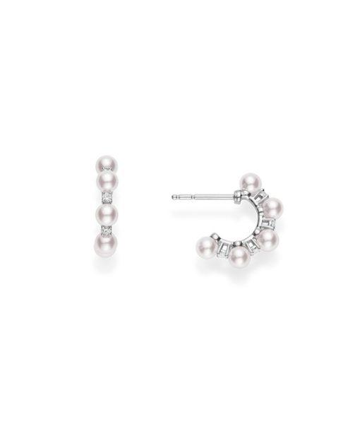 MIKIMOTO Bubbles Earrings