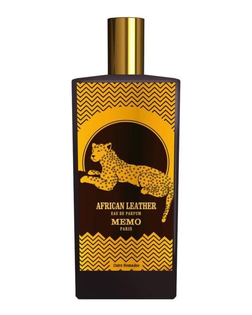 Memo Paris African Leather Eau de parfum, 2.5 oz./ 75 mL