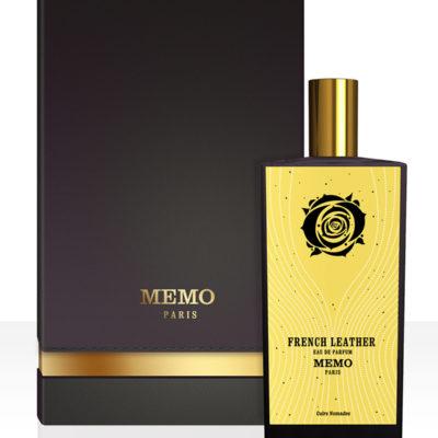 Memo Paris French Leather Eau de Parfum Spray, 2.5 oz./ 75 mL