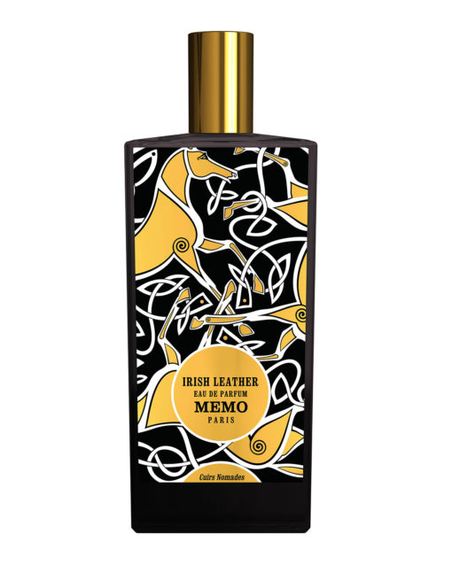 Memo Paris Irish Leather Eau de Parfum Spray, 2.5 oz./ 75 mL